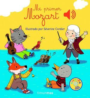 MI PRIMER MOZART. LIBRO MUSICAL