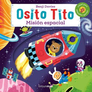 OSITO TITO. MISION ESPACIAL