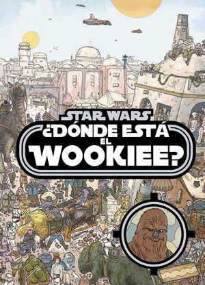 STAR WARS. ¿DÓNDE ESTÁ EL WOOKIEE?