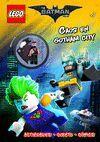 LEGO BATMAN.CAOS EN GOTHAM CITY.INCLUYE FIGURITA L