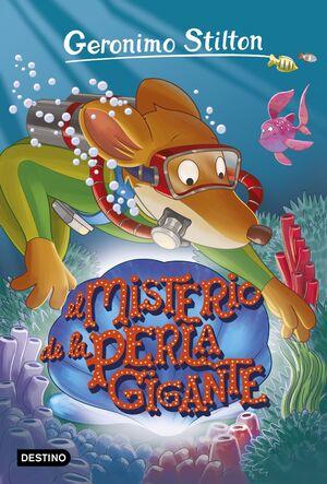 GS 57N. EL MISTERIO DE LA PERLA GIGANTE