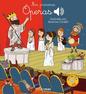 MIS PRIMERAS ARIAS DE OPERA. LIBRO MUSICAL