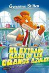 GS 70. EL EXTRAÑO CASO DE LOS GRANOS AZULES
