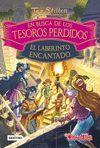 TS. EN BUSCA DE LOS TESOROS PERDIDOS 3. EL LABERIN