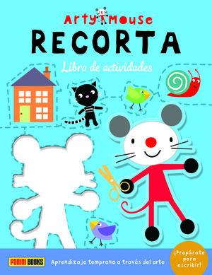 ARTY MOUSE - RECORTA