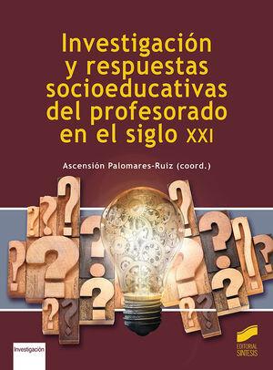 INVESTIGACION Y RESPUESTAS SOCIOEDUCATIVAS DEL PRO