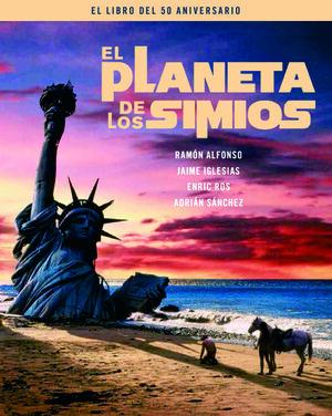 EL PLANETA DE LOS SIMIOS. EL LIBRO DEL 50 ANIVERSARIO