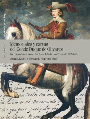 MEMORIALES Y CARTAS DEL CONDE DUQUE DE OLIVARES VOL. II