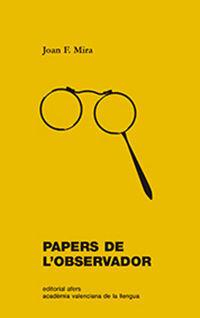 PAPERS DE L'OBSERVADOR