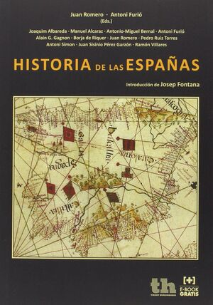 HISTORIA DE LAS ESPAÑAS