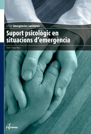 SUPORT PSICOLOGIC EN SITUACIONS D'EMERGENCIA