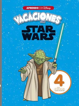 VACACIONES CON STAR WARS. 4 A?OS
