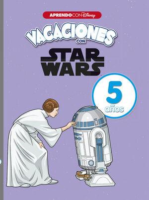 VACACIONES CON STAR WARS. 5 A?OS