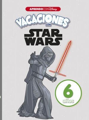 VACACIONES CON STAR WARS. 6 A?OS