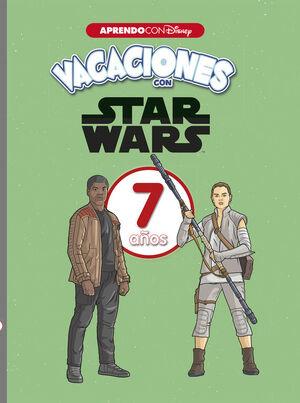 VACACIONES CON STAR WARS. 7 A?OS