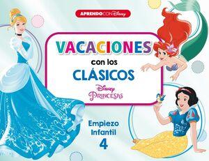 VACACIONES INF. 4 (CENIC/BLANCA/SIREN)