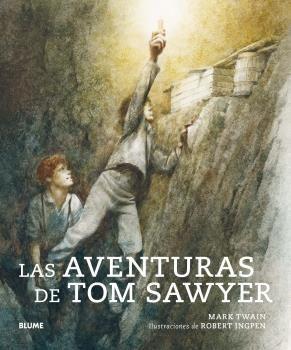 COL. CLASICOS AVENTURAS DE TOM SAWYER (RUSTICA)