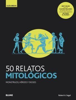 GB. 50 RELATOS MITOLOGICOS