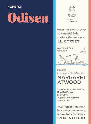 ODISEA (CLASICOS LIBERADOS)