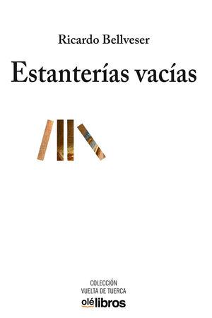 ESTANTERIAS VACIAS