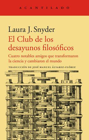 EL CLUB DE LOS DESAYUNOS FILOSOFICOS