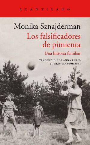 FALSIFICADORES DE PIMIENTA, LOS