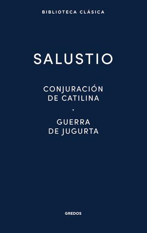 CONJURACION CATILINA · GUERRA JUGURTA · FRAGMENTOS DE LAS