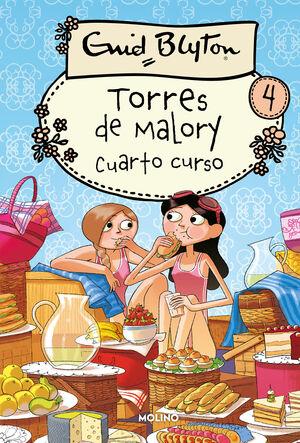 CUARTO CURSO EN TORRES DE MALORY