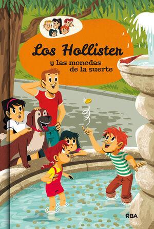 LOS HOLLISTER Y LAS MONEDAS DE LA SUERTE