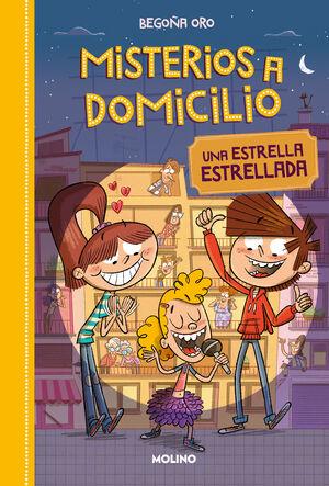MISTERIOS A DOMICILIO 2. ESTRELLA ESTREL