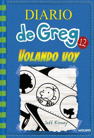 DIARIO DE GREG 12- VOLANDO VOY