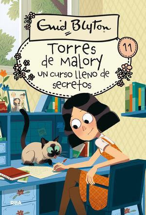 UN CURSO LLENO DE SECRETOS. TORRES DE MALLORY 11