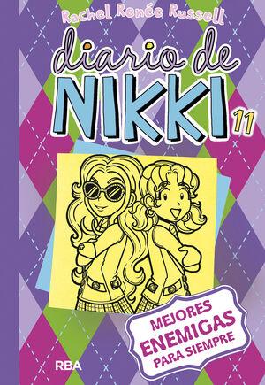 DIARIO DE NIKKI 11 (MEJORES ENEMIGAS PARA SIEMPRE)
