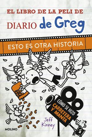 LIBRO DE LA PELI DE DIARIO DE GREG ESTO ES OTRA HISTORIA