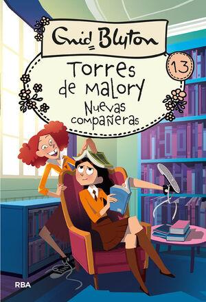 NUEVAS COMPAÑERAS TORRES DE MALORY 13