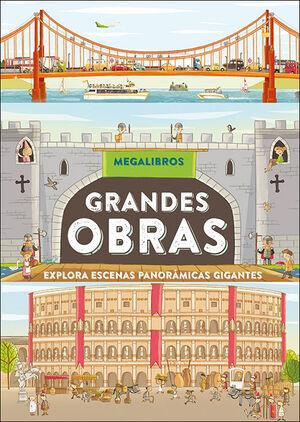 MEGALIBROS. GRANDES OBRAS
