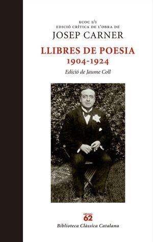 EDICIÓ CRÍTICA DE LES OBRES COMPLETES I
