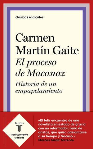 EL PROCESO DE MACANAZ