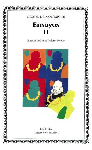 ENSAYOS, II