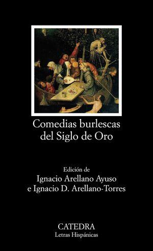 COMEDIAS BURLESCAS