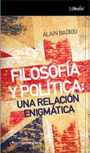 FILOSOFIA Y POLITICA UNA RELACION ENIGMATICA