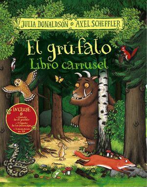 EL GRÚFALO. LIBRO CARRUS