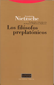 FILOSOFOS PREPLATONICOS,LOS