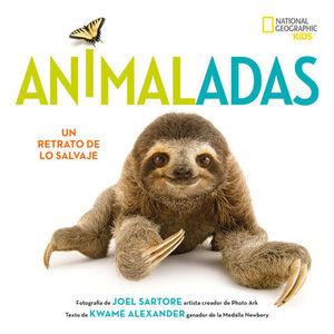 ANIMALADAS. UN RETRATO DE LO SALVAJE