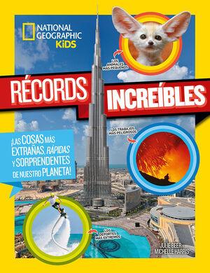 RÉCORDS INCREÍBLES
