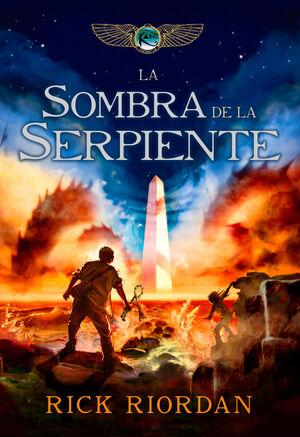 SOMBRA DE LA SERPIENTE (CRONICAS KANE 3)