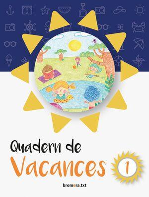 QUADERN DE VACANCES 1