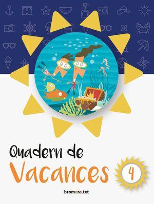 QUADERN DE VACANCES 4