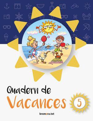 QUADERN DE VACANCES 5