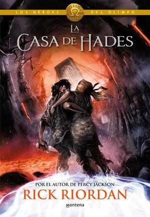 HEROES DEL OLIMPO 4 LA CASA DE HADES